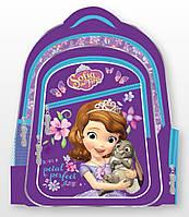 Рюкзак школьный S-23 Sofia, 37*29*12  555271