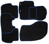 """Коврики на Citroen C-Crosser '07-13. Текстильные автоковрики. Тип """"Стандарт"""""""