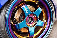 Перламутровая краска для дисков, металл Ultra