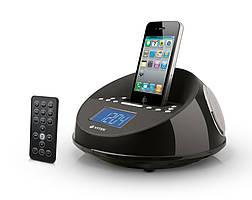 Радиочасы совмест. с iPhone2-4S/iPod/CD/FM Vitek VT-3520