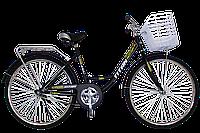 "Велосипед гордской Titan Lux 26"" (Black)"