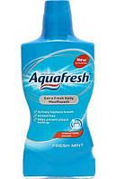 Ополаскиватель для полости рта Aquafresh mint 500 мл