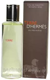 HERMES TERRE D'HERMES EAU TRES FRAICHE EDT 12,5 ml  туалетная вода мужская (оригинал подлинник  )