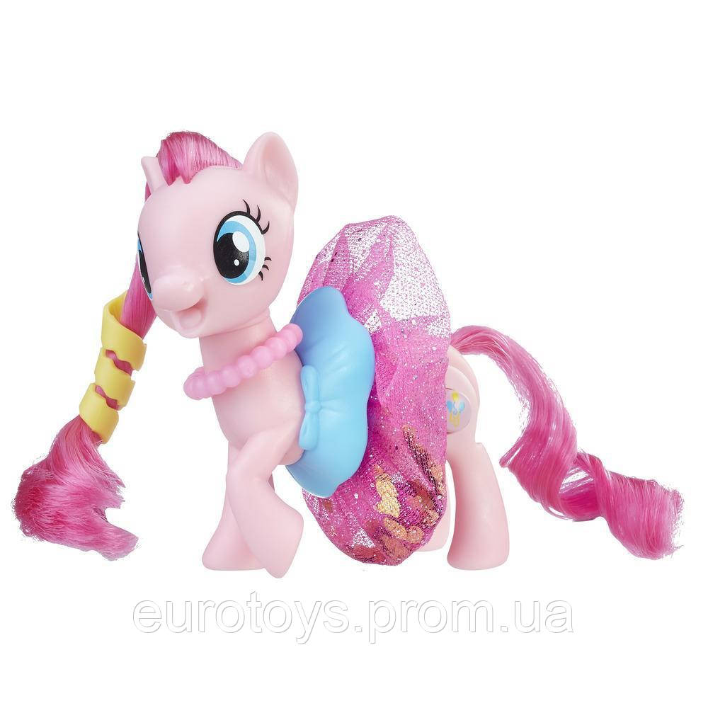 Hasbro Пони в сверкающих юбках PINKIE PIE