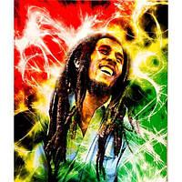 Картина со светодиодами Боб Марли №10