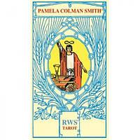 Rider Waite Tarot Centenary Edition (Pamela Colman Smith). Инструкция на английском языке.