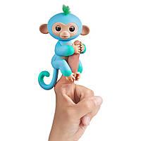 WowWee Fingerlings Интерактивная ручная обезьянка Charlie  Interactive Baby Monkey, фото 1