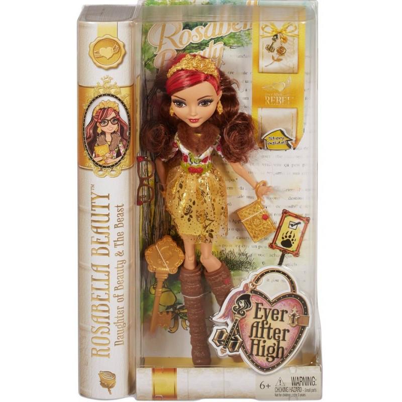 Кукла Эвер Афтер Хай Розабелла Бьюти из серии Базовые Ever After High Rosabella Beauty Doll