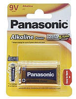 Батарейка Panasonic Alkaline Power Krona/6LR61 BL 1 шт