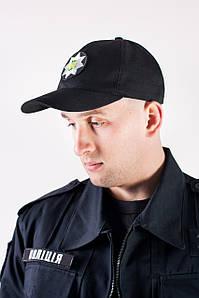 Бейсболка Поліція ПРЕМЄР ( Чорна )