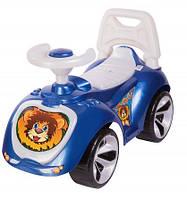 Детская машинка-каталка Лапка Орион 758 (синяя), фото 1