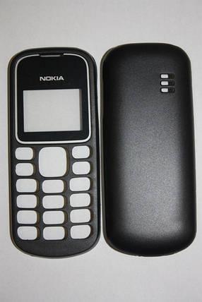 Корпус Nokia 1280 чёрный не дорогой, фото 2