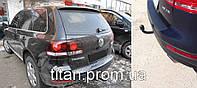 Фаркоп для Fiat Scudo  1994- 2007год