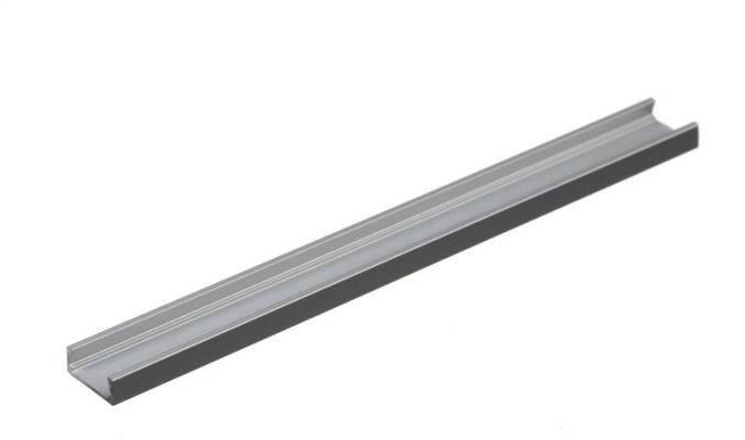 Алюминиевый профиль №2 (за 1м) Код.54032, фото 2