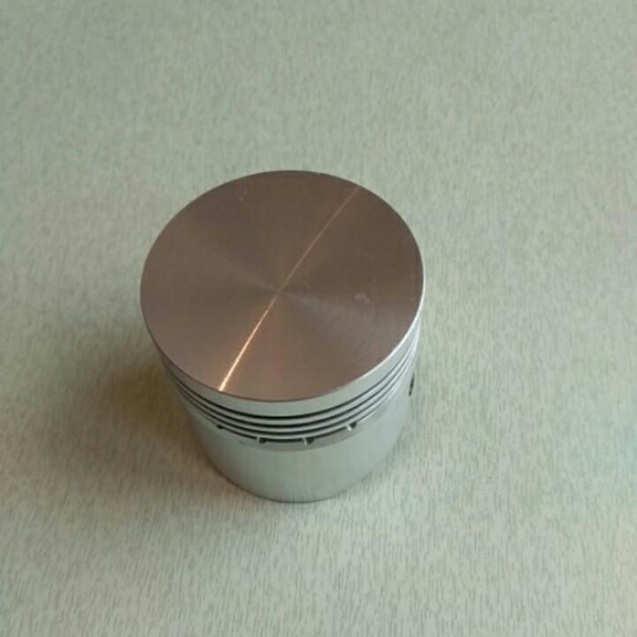 Поршень Ø80 мм плоский R180