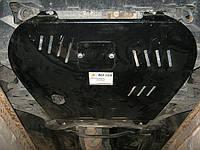 Защита картера двигателя и КПП для Mitsubishi Outlander XL (под бампер)