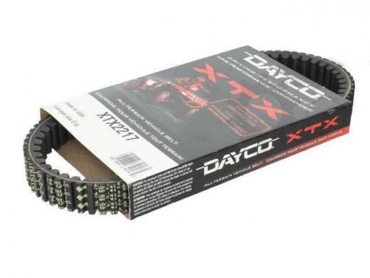 Ремень вариаторный усиленный 29.6 X 848 Dayco XTX2217, фото 2