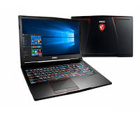 Ноутбук MSI GE72VR i7-7700HQ/16GB/1TB+128/Win10 GTX1060 120Hz (Apache Pro   GE72VR 7RF-256PL)