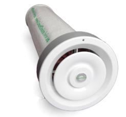 Реверсивный проветриватель с рекуперацией тепла и энергии Smart Choice 100