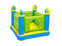 Надувной Детский Игровой Центр - Батут Intex 132-132-107 см. Ps
