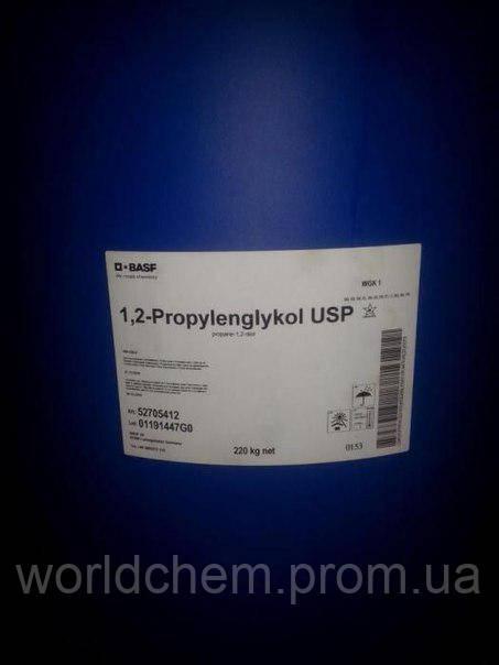 Пропиленгликоль USP (фарм. кач.)