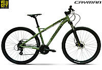 """Велосипед Cayman Evo 9.2 29"""" 2018 зеленый , фото 1"""