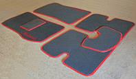 """Коврики на Daewoo Nubira '97-04. Текстильные автоковрики. Тип """"Стандарт"""""""