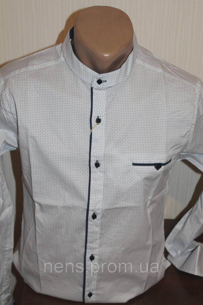 Мужская рубашка с узором Vareti 27fc6c950fe3e