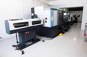 Металлообработка ЧПУ на передовом оборудовании и станках