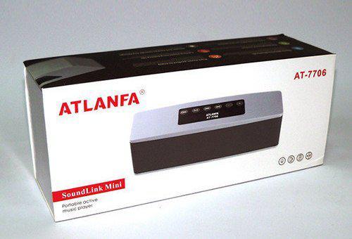 Портативная колонка Atlanfa AT-7706