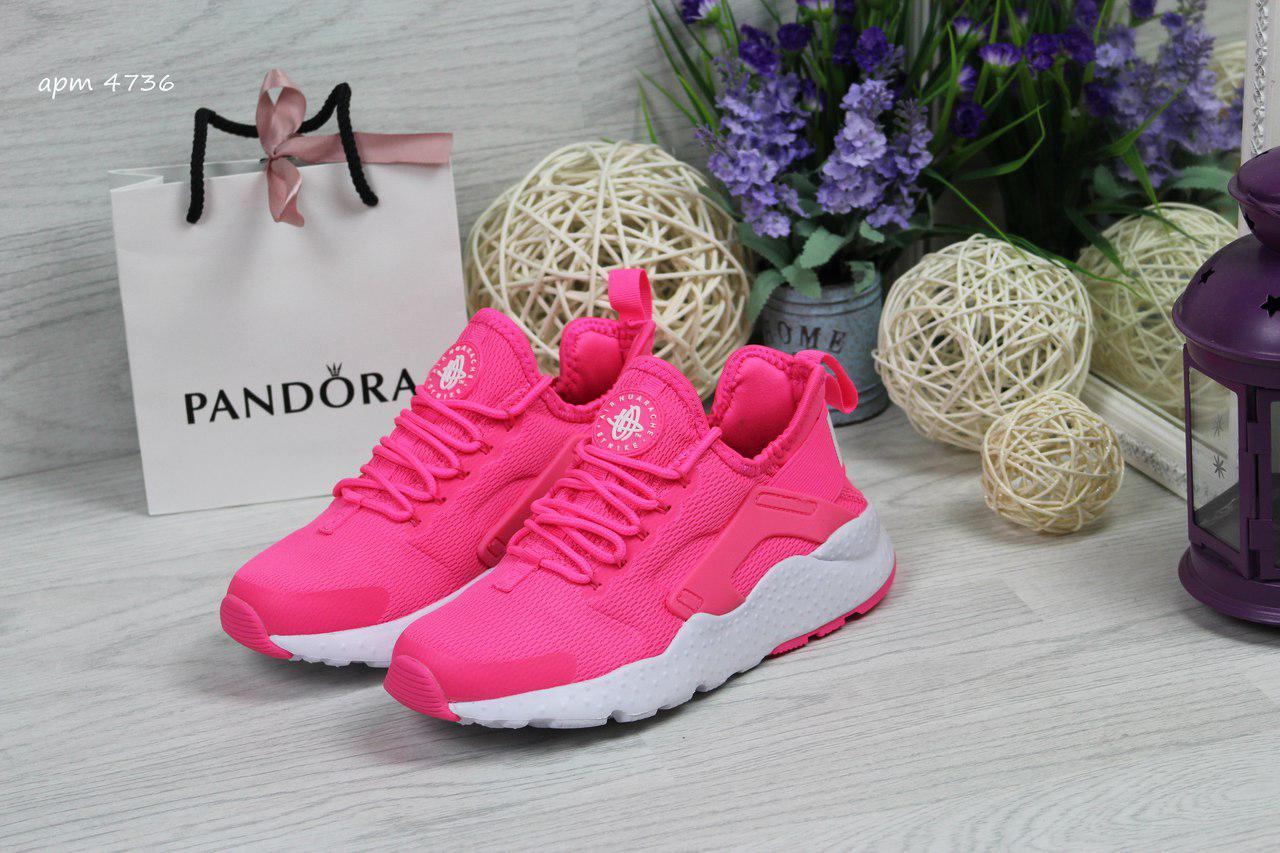 61d37a01 Женские кроссовки Nike Air Huarache,ярко розовые - Интернет-магазин Дом  Обуви в Хмельницком