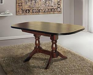 Стол обеденный Орфей орех 160 см (Микс-Мебель ТМ), фото 2