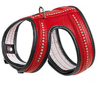 Шлея для собак LUX P XS RED HARNESS ferplast