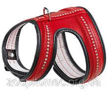 Шлея для собак LUX P XS RED HARNESS ferplast