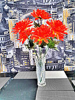 """Искусственные цветы букет """"Астра"""" 48 см, декоративный искусственные цветы, разные цвета"""