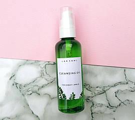 Гидрофильное масло для жирной кожи без сульфатов,парабенов,нефтепродуктов, красителей.
