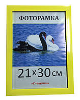 Фоторамка,  пластиковая,  15*21, А5,  рамка для фото, сертификатов, дипломов, рамка для фото 2216-60