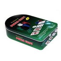 Игра  покер на 120 фишек арт. IG-3008