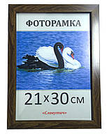 Фоторамка,  пластиковая,  15*21, А5,  рамка для фото, сертификатов, дипломов, рамка для фото 2216-97