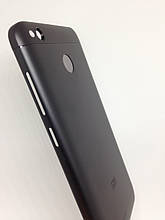 Задня кришка Xiaomi Redmi 4X Black