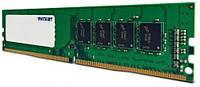 Оперативная память DDR4 4G 2400MHz PATRIOT (box) PSD44G240082
