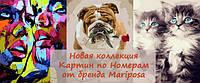 Обновление Картин по Номерам от бренда Mariposa!