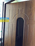 Двери входные  МЕТАЛ+КОВКА 960*205 БЕСПЛАТНАЯ ДОСТАВКА, фото 5