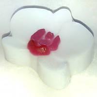 Мыло ручной работы «Орхидея» 90г
