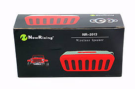 Мобильная колонка Bluetooth NR2013 new rixing