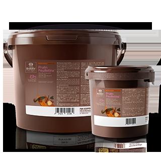 Pralin Feuilletine Cacao Barry, Франція. Праліне хрустке 5 кг, 1 кг.