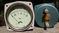 Напоромеры НМП-100, тягонапоромеры ТНМП-100, тягомеры ТмМП-100 мембранные показывающие