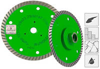 Круг алмазный отрезной Distar 1A1R Turbo 125x2,2x10x22,23/M14F Elite