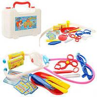 Набор Доктора Игровой Доктор Детский Инструменты 2 вида, M 0463 A-B U/R, 004416