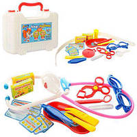 Набор Доктора Игровой Доктор Детский Инструменты 2 вида, M 0463 A-B U/R, 004416, фото 1